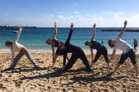 Lanzarote yoga retreat
