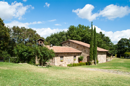 Tuscany Retreat