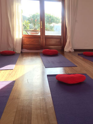Christmas Lanzarote yoga retreat