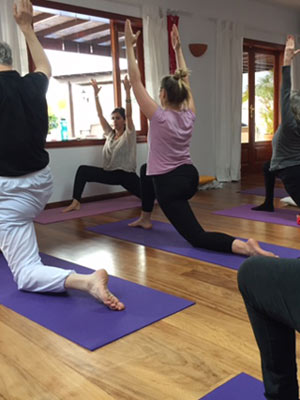 Christmas Lanzarote yoga retreat