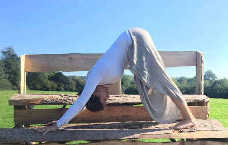 Braziers Park yoga retreat